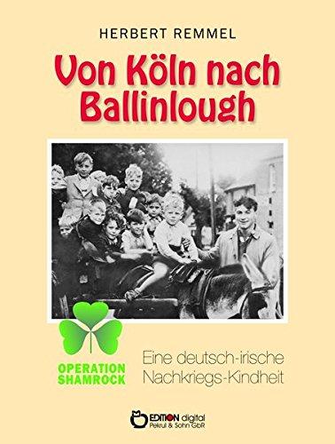 nlough: Eine deutsch-irische Nachkriegs-Kindheit (Super-helden-briefe)