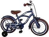 Blue-Cruiser-Jungen-Fahrrad von Yipeeh