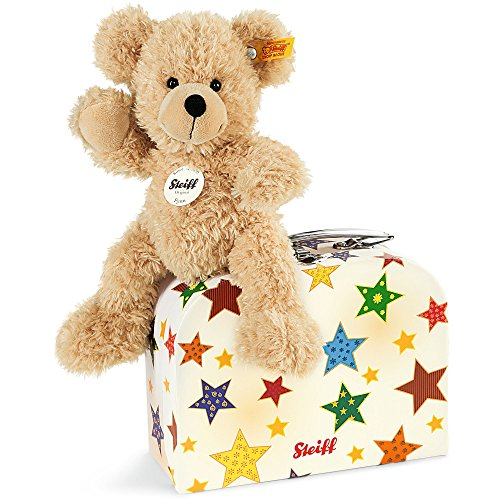 Steiff-Fynn-Teddy-Bear-in-Suitcase-Beige