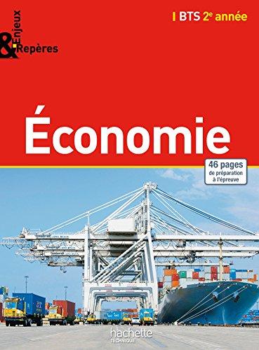 Economie BTS 2e année par Caroline Lechevallier