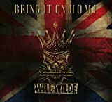 bring it on home will wilde cd