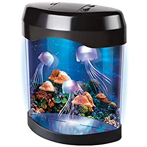 Asab Jellyfish Night Light Desk Lamp Fish Tank Aquarium Mesmerising Led