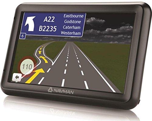 GPS-Navman 5000LM-GPS 44Países de Europa Pantalla 5