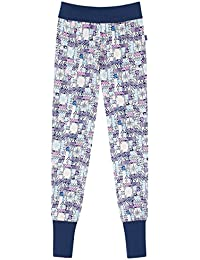 Schiesser Mädchen Schlafanzughose Mix&Relax Jerseypants