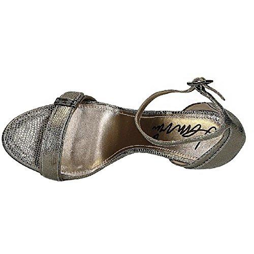 Sandales à talons hauts Lanvin en Cuir veau métal - Code modèle: AW5L2CLIZC8A Métal