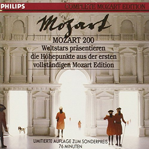 The Complete Mozart Edition: Highlights, 19 movements and arias