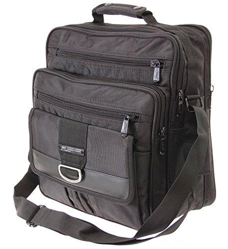 AKTIONSWARE & SONDERPOSTEN Arbeitstasche Schultertasche Flugbegleiter Umhängetasche Business Messenger Bag Tasche
