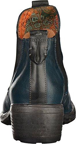 Think - Liab Chelsea Boot, Stivali Chelsea Donna - PETROL/KOMBI
