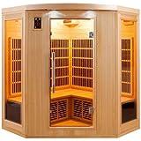 Sauna Infrarouge APOLLON - 3/4 Places