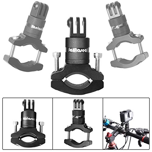 Bike Mount Aluminum Alloy Bicycle Mount for Action Camera
