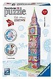 Ravensburger 12569 - Tula Moon Big Ben, 3D Puzzle - Bauwerke, 216 Teile
