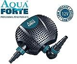 AquaForte Filter-/Teichpumpe O-Plus, 6500 12-V, 50 W, Förderhöhe 4 m