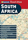 South Africa road atlas GPS ms scale: 1/1,25M