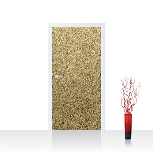 Liwwing - Papel pintado para puerta de fieltro de 100 x 211...