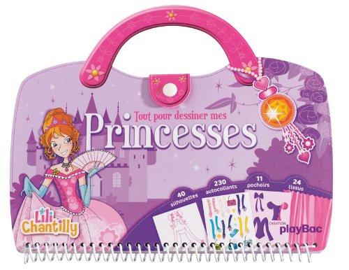 Tout pour dessiner mes Princesses par Play Bac