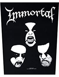 BP 766-Back Patch/Immortal by Immortal