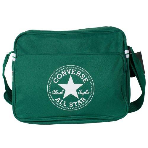 Converse Reporter - Bolsa de acampada y senderismo, tamaño 19.344 ñ, color verde oscuro