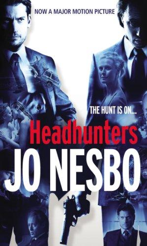 Buchseite und Rezensionen zu 'Headhunters' von Jo Nesbo