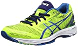 Asics Herren Gel-DS Trainer 22 NC Laufschuhe, Gelb (Safety Yellow/Thunder Blue/Indigo Blue), 43.5 EU