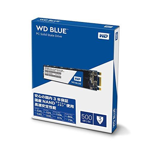 Western Digital WDS500G1B0B PCC Solid State Drive (500 GB) - 3