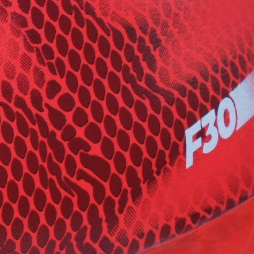 adidas Performance Nitrocharge 3.0 FG, Chaussures de Football Pour Compétition Homme red