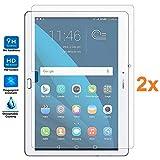 Pack 2X Displayschutzfolie für Huawei MEDIAPAD M2 10.0 (10,1