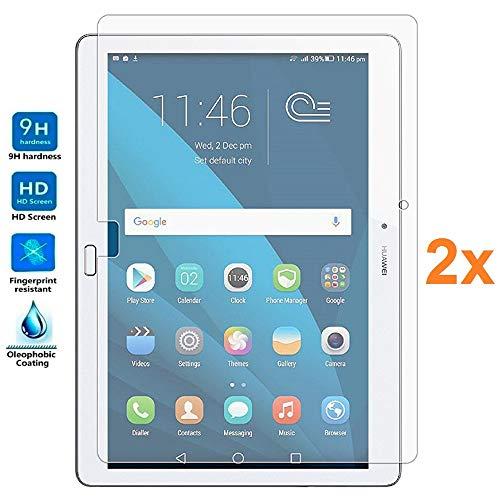 tablet huawei mediapad m2 Pack 2X Pellicola salvaschermo per Huawei MEDIAPAD M2 10.0 (10
