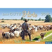 Der Gute Hirte 2013: Postkartenkalender mit Bibelversen und Hirtenbildern
