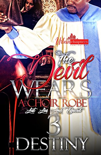 The Devil Wears A Choir Robe 3 (English -