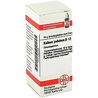 Kalium Jodat. D 12 Globuli 10 g preisvergleich bei billige-tabletten.eu