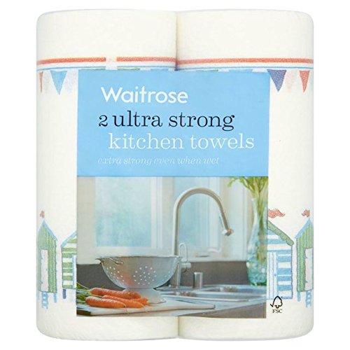 ultra-cucina-forte-asciugamani-waitrose-2-per-confezione-confezione-da-6