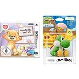Mein Teddy und ich - [3DS] + amiibo Woll-Yoshi Grün