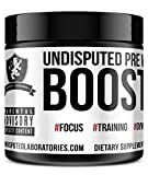 Undisputed Laboratories Undisputed Pre Workout Booster Pulver 200 g I Fitness Booster I Trainingsbooster I Bodybuilding I Energie Drink I Fokus (Cola)