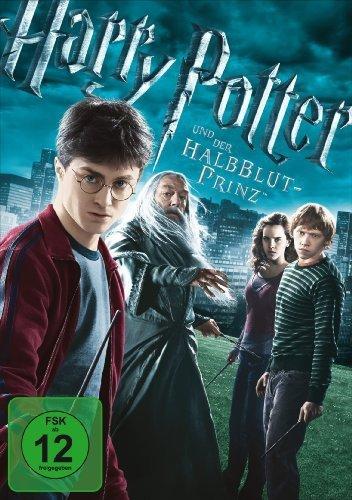 Harry Potter und der Halbblutprinz - 2 Heiligtümer Todes Teil Des