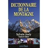 Dictionnaire de la montagne