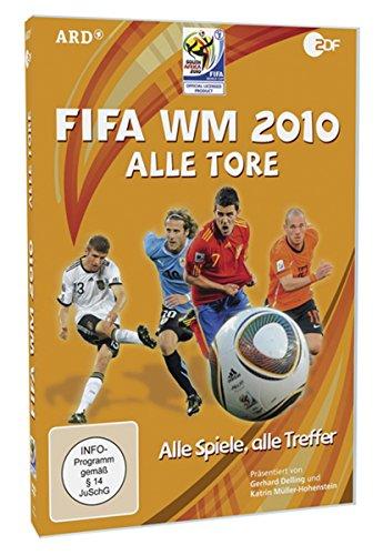 FIFA WM 2010 - Alle Tore