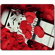 Customized Fashion Style Textured Surface Water Resistent Mousepad Stormtrooper Non-Slip Best Large Gaming Mouse Pads
