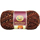 Lion Brand Yarn Company 1-Piece Wool-Ease Thick and Quick, Sequoia, Multi-Colour, one Size