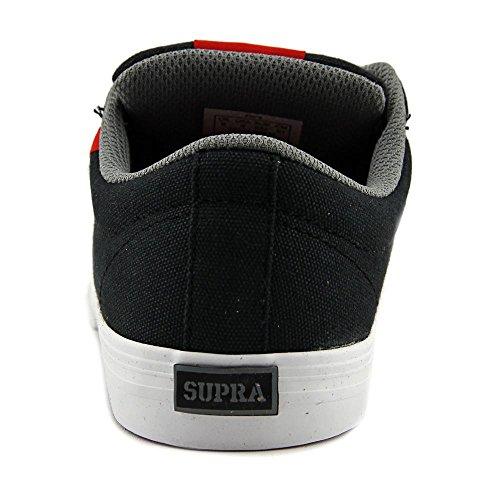 Supra - Ellington, Sneaker basse Uomo Black/Red/White
