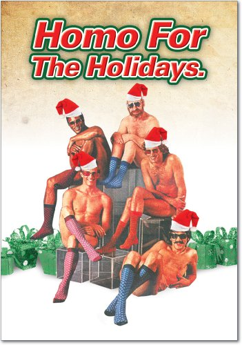 köcheln Down Bitches Weihnachten Humor Grußkarte 12 Christmas Card Pack (SKU:B5305) 12 Christmas Card Pack (SKU: B5305)