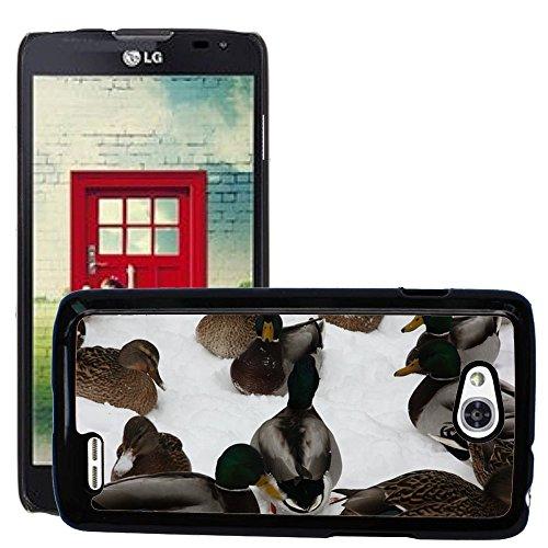 Nur Handy HOT STYLE HANDY PC Hard Case Cover//m00139353Enten Tiere Vogel Wasser Vogel//LG Optimus L90D415 (Lg Optimus L90 Hard Phone Case)