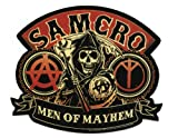 Sons Of Anarchy Men Of Mayhem Sticker