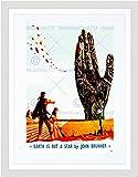 Die besten Von John Brunners - VINTAGE BOOK COVER EARTH IS BUT A STAR Bewertungen