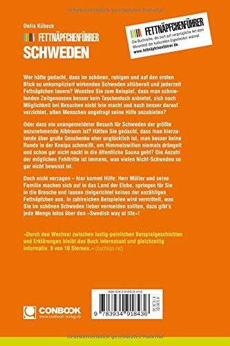 Fettnäpfchenführer Schweden: Die ungeahnten Geheimnisse blaugelber Etikette: Alle Infos bei Amazon