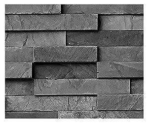 Ursus 127222126 - Papel fotográfico para Pared de Piedra, Pizarra, 10 Hojas, cartón de 300 g/m², Aprox. 49,5 x 68 cm, de celulosa, Estampado por Ambos Lados