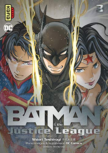 Batman & the Justice League Edition simple Tome 3