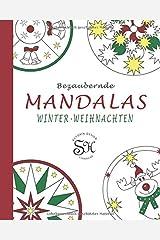 Bezaubernde Mandalas: Winter-Weihnachten Taschenbuch