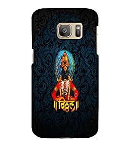 PRINTVISA Religious Vithal Case Cover for Samsung Galaxy S7