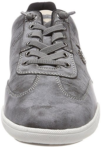 Bugatti 321465035000, Sneakers Basses Homme Gris (Dark Grey)