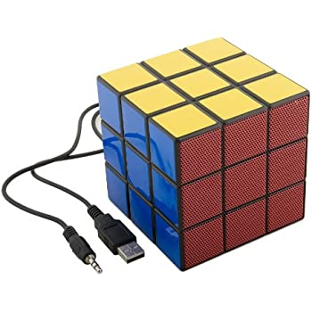 Spinning Hat - Enceinte Rubik's Cube - Multicolore